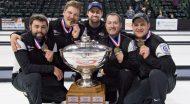 Men trophy